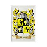 Brasser Rectangle Magnet (100 pack)