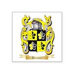 Brasser Square Sticker 3