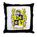 Brasser Throw Pillow