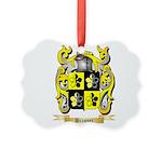 Brasser Picture Ornament