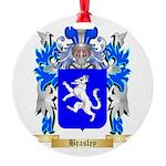 Brasley Round Ornament