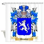 Brasley Shower Curtain