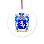 Brasley Ornament (Round)