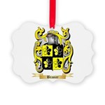 Brasier Picture Ornament