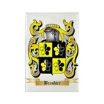 Brashier Rectangle Magnet (100 pack)
