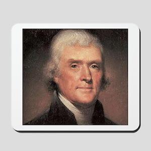 Thomas Jefferson Mousepad