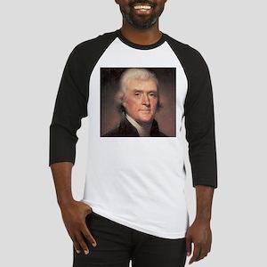 Thomas Jefferson Baseball Jersey