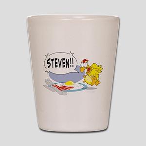 Steven the Egg Shot Glass