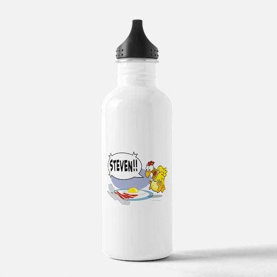 Steven the Egg Water Bottle