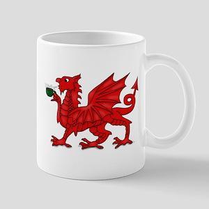 Dragon Tea Mug