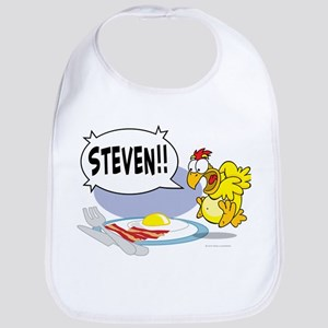 Steven the Egg Bib