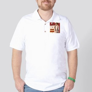 Menopause Humor Golf Shirt