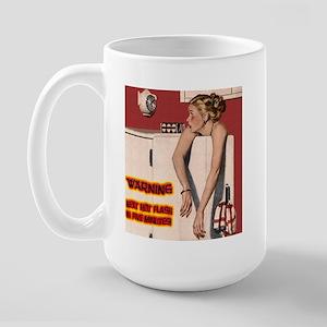 Menopause Humor Large Mug