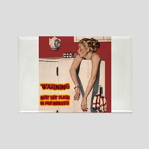 Menopause Humor Rectangle Magnet