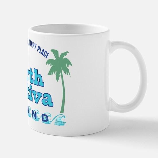 North Captiva Happy Place - Mug