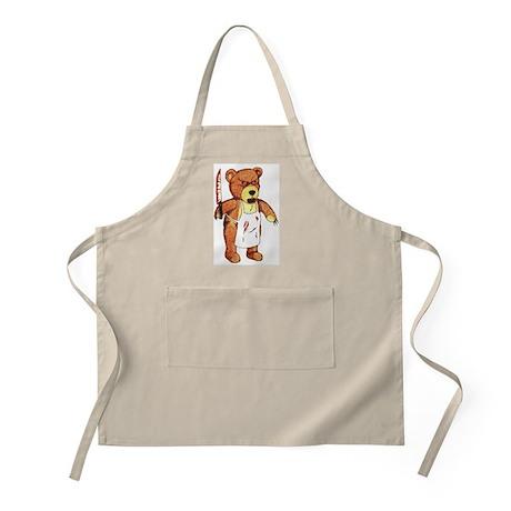 Butcher Bear Apron