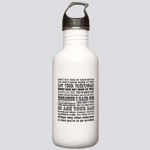 Funny Mother's Day Stainless Water Bottle 1.0L