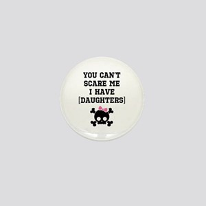 Funny Girl's Parent Mini Button