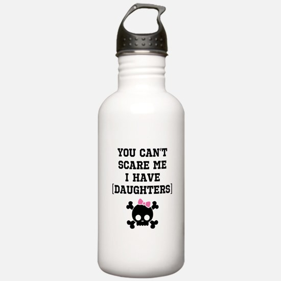 Funny Girl's Parent Water Bottle