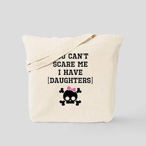 Funny Girl's Parent Tote Bag
