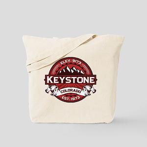 Keystone Red Tote Bag
