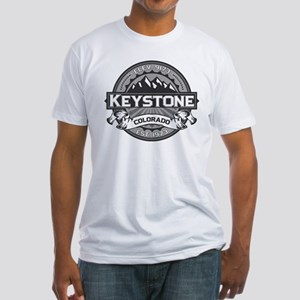 Keystone Grey Fitted T-Shirt