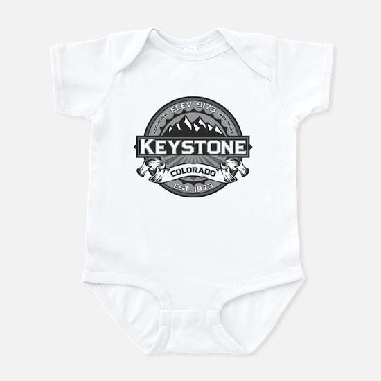 Keystone Grey Infant Bodysuit