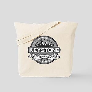 Keystone Grey Tote Bag