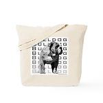 Urban Bulldog Tote Bag