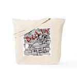 Brickwall Bully Tote Bag