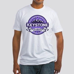 Keystone Purple Fitted T-Shirt