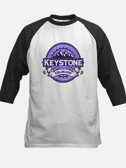 Keystone Purple Kids Baseball Jersey