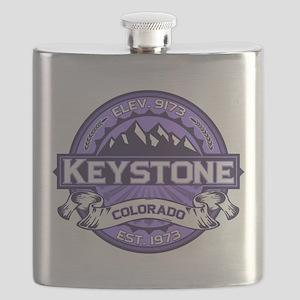 Keystone Purple Flask