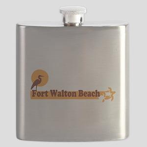 Fort Walton Beach - Beach Design. Flask