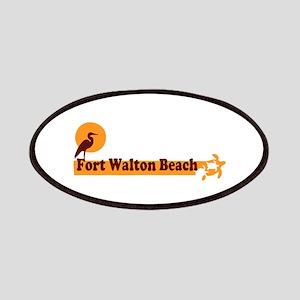 Fort Walton Beach - Beach Design. Patches