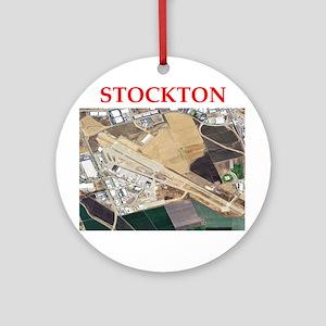 STOCKTON Ornament (Round)
