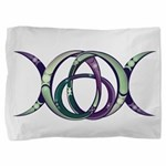 Triquetra Triple Pillow Sham