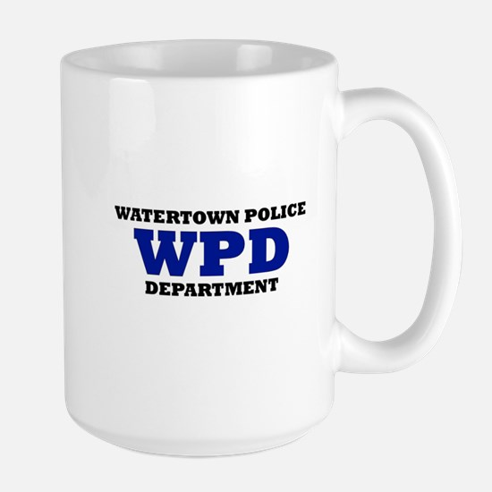 WATERTOWN POLICE DEPARTMENT Mug