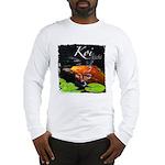 Orange Koi Long Sleeve T-Shirt