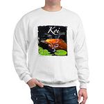 Orange Koi Sweatshirt