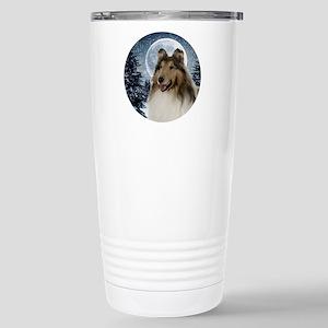Collie Travel Mug