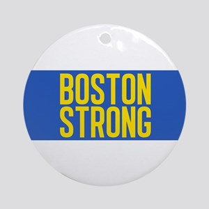 Boston Strong Image 2 Ornament (Round)