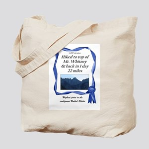 Mt. Whitney Tote Bag