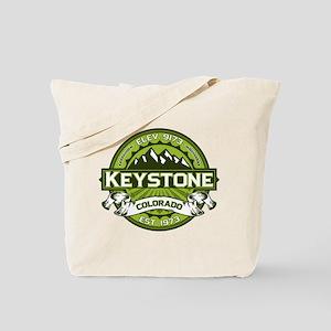 Keystone Green Tote Bag