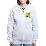 Brasher Women's Zip Hoodie
