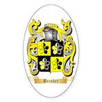 Brasher Sticker (Oval)