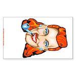 ConnieBob Rectangle Sticker