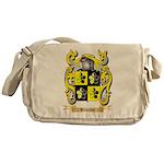 Brasher Messenger Bag