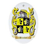 Brasher Ornament (Oval)