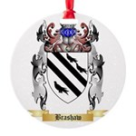 Brashaw Round Ornament